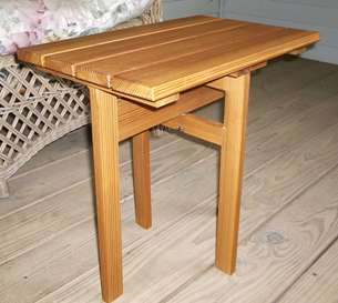 Small Folding Table Plans