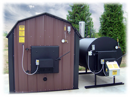 outdoor wood furnace prices