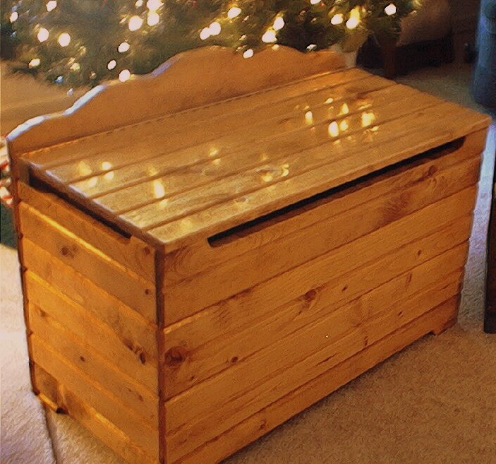 plans a toy box chest